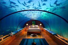 Conrad Rangali Island Resort, Maldivler