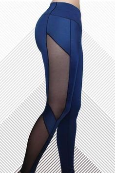 Our Selling Signature Mesh Legging! The Ultra high quality, glamorous, sexy and durable workout/fashion legging that you'll want to wear day into night. Be a Stand-Out whether you're in the gym or Sport Fashion, Look Fashion, Fitness Fashion, Fashion Black, Fashion Ideas, Workout Vest, Workout Leggings, Yoga Leggings, Yoga Pants