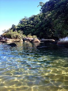 Trindade, RJ - perto de Paraty Beautiful Places To Visit, Great Places, Places To Go, Places Around The World, Around The Worlds, Brazil Travel, Fantasy Places, Wild Nature, Adventure Is Out There