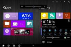 Como instalar a interface Metro do Windows 8 em tablets Android
