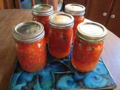 Learn how to can tomatoes. Celeste makes canning tomatoes easy and fun in her delightful garden blog on Almanac.com.