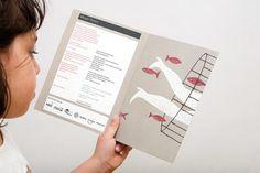 Isidro Ferrer_ Imagen gráfica para programación infantil de la temporada de ópera del Liceo de Barcelona Liceo de Barcelona, 2009