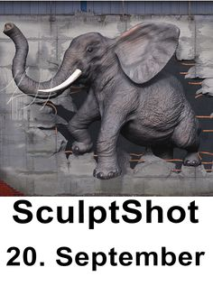 Maya Modeling, 3d Studio, My Character, Zbrush, 3d Design, Elephant, Characters, Animation, Animals