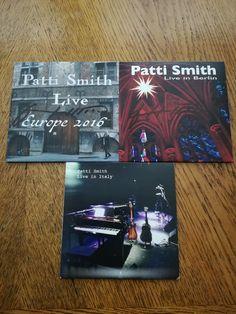 Patti Smith Living In Italy, Patti Smith