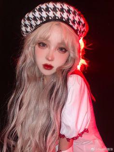 Korean Makeup, Korean Beauty, Asian Beauty, Aesthetic People, Aesthetic Girl, Korean Girl Photo, Chica Cool, Ulzzang Korean Girl, Uzzlang Girl