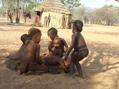 African diversity. We still have some of our people both in Botswana and Namibia happily living like this in peace without the troubles of the civilized world and not threatening the world any way but their world is threatened by the cilvilized world every day
