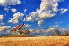 ~The Old Cope School, located in Wright County, Missouri~ played in this field as a kid,  grew up not far down the ole gravel road