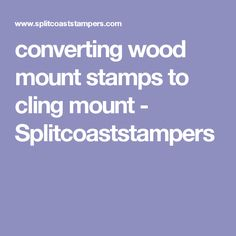 Using microsoft word to make a dvd case cover sleeve insert and converting wood mount stamps to cling mount splitcoaststampers maxwellsz