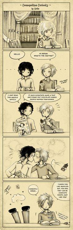 Cosmopolitan Curiosity by Sirilu