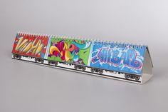 I like trains Kroma Trans 2014 by fingers, via Behance