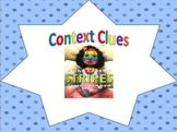 Teaching Context Clues Freebie