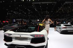 There is plenty at this year's show to get excited about, including the Ferrari 488 GTB, Lamborghini Aventador SV and the Porsche RS. We'll keep you updated with the best the Geneva motor show has to offer over the two press days. 488 Gtb, Porsche Gt3, Ferrari 488, Geneva Motor Show, Photo Galleries, Cars, Gallery, Sports, Hs Sports