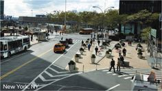 Better walking, biking, and transit Public Square, Sustainable Development, Biking, Sustainability, Cities, Commercial, Street View, Change, Urban