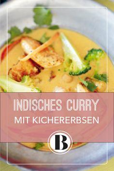 Curry ist immer eine gute Idee: Vor allem wenn so leckere Zutaten drinstecken, wie in diesem Rezept!