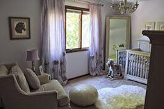 Baby Girl Nursery - Sutton Jane