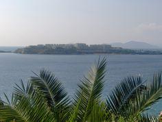 Uitzicht vanaf Kefaluka Resort Bodrum