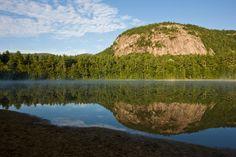 Echo Lake, NH..