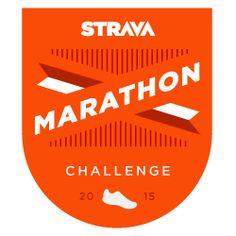 It's racing season! Run a marathon by the end of fall.