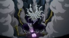 """Silva: """"Oh, should I not have done that?"""" Zeno: """"The result would have been the same regardless. Silva Zoldyck, Hisoka, Hunter X Hunter, Disney Art, All Pictures, Anime, Painting, Florence"""