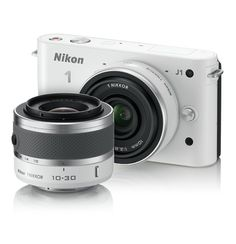 Nikon 1 J1 Interchangeable Lens Camera System - I want this!!