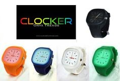 Clocker Watches: $29 for Fun, Colorful, and Interchangeable Watches  (40 Value)