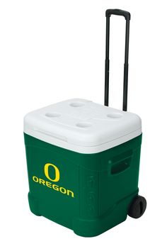 New for 2013! Igloo University of Oregon Ice Cube 60 Roller
