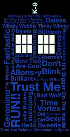 WORD TARDIS