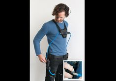 PRESS RELEASE Delft, The Netherlands, 19-04-2017 Laevo BV introduces world's first DIY-assembly exoskeleton to prevent backpain On Wednesday April 19th 2017, during the WearRAcon (a wearable robotics conference held in Phoenix (USA)) and during the 'International Robotics Week' (The Netherlands), Laevo BV will present world's first self-assembly exoskeleton: The Laevo V2.5. Laevo BV, an exoskeleton company based in The