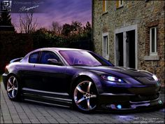Best looking Rx8 for me...Love it...