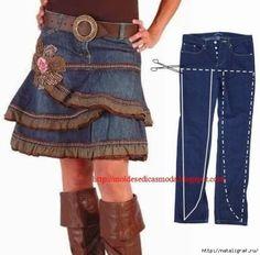 10 ways to repurpose-old-jeans-into-new-fashion-wonderfuldiy10