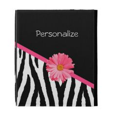 Zebra Pattern Pink Daisy With Name iPad Case today price drop and special promotion. Get The best buyReview          Zebra Pattern Pink Daisy With Name iPad Case today easy to Shops & Purchase Online - transferred directly secure and trusted checkout...