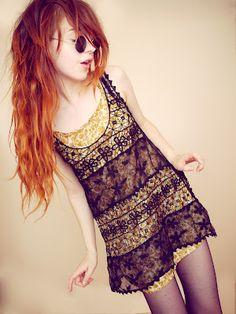 awesome dress <3
