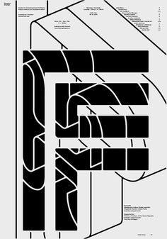 """""""F"""" for the Graphic Design group show. 