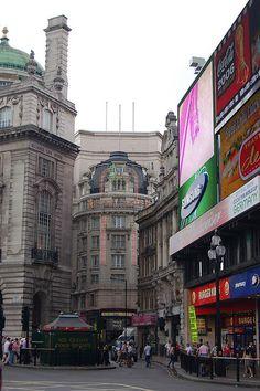 - Glasshouse St meets Regent St, London