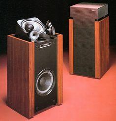 BOSE 601II 1979