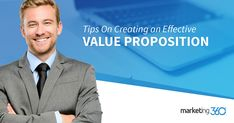 An article about how to develop a value proposition for your small business.