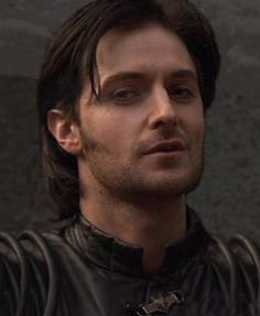 "About Sir Guy of Gisborne: ""And of course, I'm enjoying being a baddie as I'm really quite a square."""