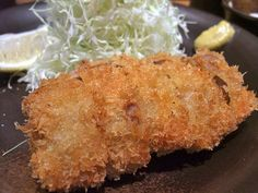 "You can eat delicious ""Tonkatsu "" which is pork meats at ""Katsuzen"" in Ginza in Tokyo!"