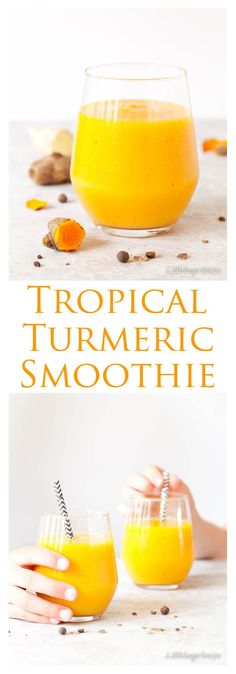 ... Smoothie on Pinterest | Pineapple Smoothies, Pineapple Smoothie