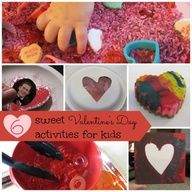 A Collection of Valentines Activities for Kids