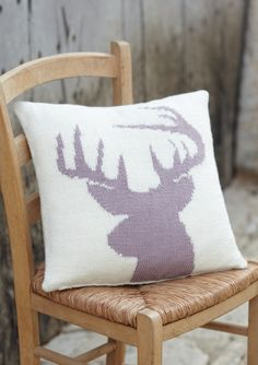 Cushion Covers in Sirdar Country Style DK (7755) | Home Accessories Knitting Patterns | Knitting Patterns | Deramores