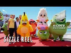 The Angry Birds Movie 2 Latest Movie Trailers, Latest Movies, Pig Island, Danny Mcbride, Sony Pictures Entertainment, Jason Sudeikis, Angry Birds, Birds 2, Leslie Jones