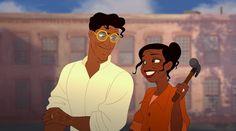Tarzan et Jane à 70 ans ? Cet artiste a imaginé à quoi ressembleraient les couples phares de l'univers « Disney » s'ils avaient vieilli à l'écran et le résultat est surprenant