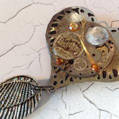 Priscilla's Steampunk Emporium by PriscillasEmporium Steampunk Emporium, Silver Wings, Handmade Items, Handmade Gifts, Scottie, Steampunk Fashion, Sculpture Art, Etsy Seller, My Etsy Shop