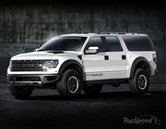 Ford Raptor SVT Trucks
