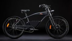 Italjet DiablOne model electric bicycle