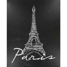 Paris Eiffel Tower Canvas Art - Hobby Lobby