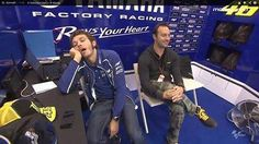 too much partying last night. :-p from FB page Vale sempre tanto Vale Rossi, Valentino Rossi 46, Vr46, 1957 Chevrolet, Fb Page, Sport Bikes, Rossi Motogp, Marilyn Manson, Sports