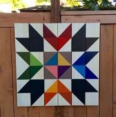 Barn Quilts by Chela - Arrows