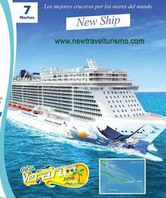 New Travel Turismo: CRUCEROS